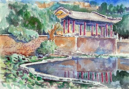 China - Tempel