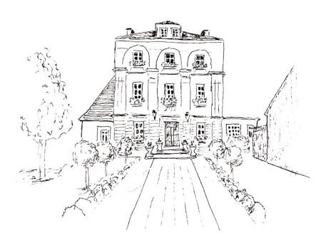 Coursuelles Rathaus