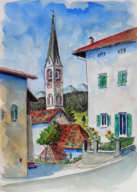 Malosco Kirche